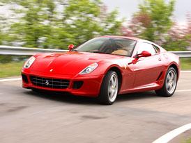 Ferrari 599 HGTE: Velká fotogalerie
