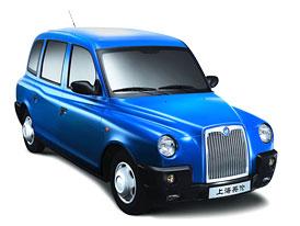 London Taxi International: Geely v Číně dodal prvních 200 taxíků