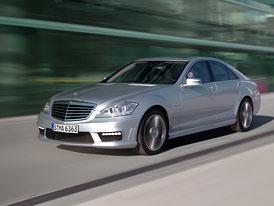 Mercedes-Benz S 63 a S 65 AMG: Modernizované provedení na českém trhu