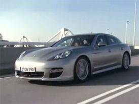 Video: Porsche Panamera � Detailn� pohled na nov� model