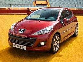 Peugeot 207: Po faceliftu na českém trhu od 254.900,-Kč