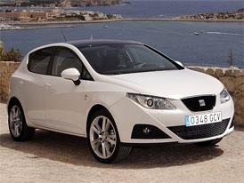 SEAT Ibiza 25 1,4 16V s automatickou klimatizací nyní za 299.900,-Kč