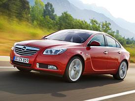 Opel Insignia ecoFLEX: První jízdní dojmy