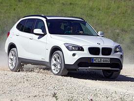 BMW X1: Tentokrát oficiálně (velká fotogalerie, plakáty, kompletní tech. data)