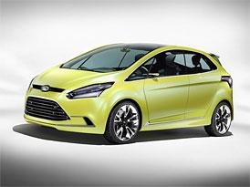 Ford v roce 2010: Nový Focus se bude vyrábět v Saarlouis, C-Max ve Valencii