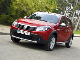 Dacia Sandero Stepway: Nejlevn�j�� skoro-SUV na �esk�m trhu stoj� 249.900,-K�