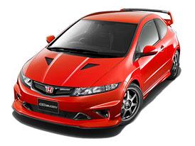 Mugen Civic Type R: V�voj prototypu potvrzen, v�roba nepotvrzena