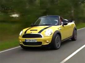 Video: MINI Cooper Cabrio – Projížďka se staženou střechou