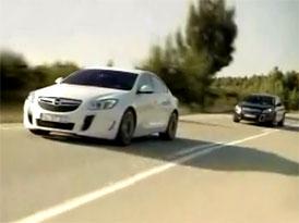 Video: Opel Insignia OPC – Sedan i kombi v akci