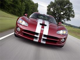 Dodge Viper dostane desetiválec 8,7 l: Upsizing