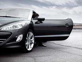 Peugeot 308 RCZ: Sériové kupé se představí ve Frankfurtu, na trh příjde v roce 2010