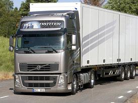 Volvo euroFOT: Výzkum bezpečnosti provozu kamionů