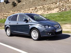 SEAT Altea XL 1.9 TDI 4x4: Nejlevn�j�� kombi s pohonem v�ech kol nyn� pod 500.000,- K�
