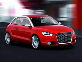 Audi A1: Výroba v Belgii bude zahájena v říjnu 2009