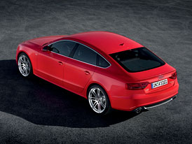 Audi A5 Sportback: Avant(gardní) liftback oficiálně