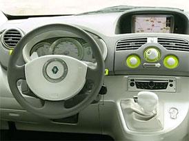 Video: Renault Kangoo Be Bop Z.E. – Interiér elektromobilu