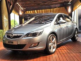 Opel Astra: První kontakt před premiérou