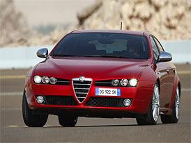 Alfa Romeo 159 Ti 1.75 TBi: Prvn� j�zdn� dojmy