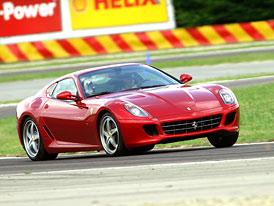 Ferrari 599 HGTE: Detailní informace a oficiální video