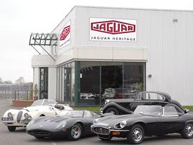Jaguar otevřel zrekonstruované firemní muzeum