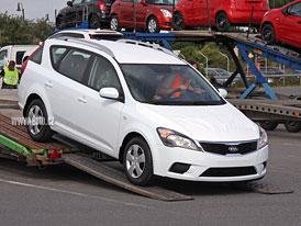 Slovenský trh v březnu 2012: Modely Kia v závěsu za Škodami