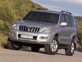 Toyota Land Cruiser Team Edition: Sleva 175 tisíc Kč a výbava zdarma (cena od 1,145 milionu Kč)