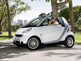 Smart fortwo cdi: Více newtonmetrů pro nejmenší diesel na trhu