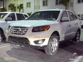 Spy Photos: Hyundai Santa Fe – facelift zcela bez maskování