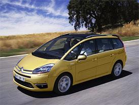 Český trh v červnu 2009: Velkoprostorovým králem je Citroën, malých MPV prodává nejvíc Škoda