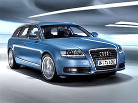 �esk� trh v �ervnu 2009: Pod�l Audi ve vy��� st�edn� t��d� p�ekro�il v 1. pololet� 45 %