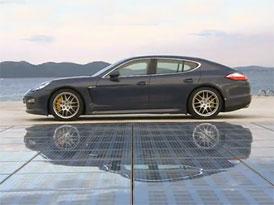 Porsche bude vyv�jet auta pro VW Group