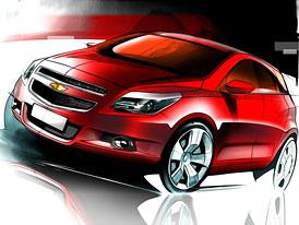 Chevrolet Agile: Novinka pro Jižní Ameriku