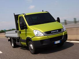 Iveco EcoDaily: Italské dodávky nyní i na plyn a elektřinu