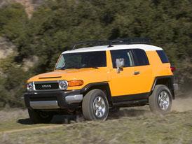 Toyota FJ Cruiser: Modernizovaný motor pro retro SUV