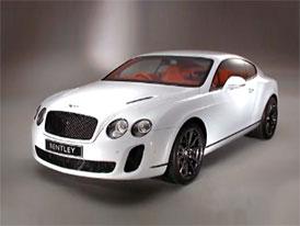 Video: Bentley Continental Supersports -  Nejrychlej�� z�stupce sv� zna�ky
