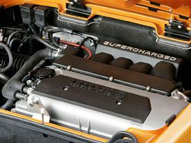 Lotus supercharger kit: Více výkonu pro Elise a Exige