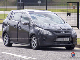 Spy Photos: Nový Ford C-Max - zrozen z Iosise