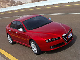 Alfa Romeo 159 na českém trhu: Nižší ceny a motorizace 1,8 Turbo za 741 tisíc Kč