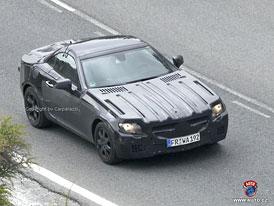 Spy Photos: Mercedes-Benz SLK - třetí generace i s turbodieselem
