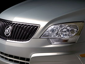 Buick: Plug-In Hybrid crossover pro rok 2011