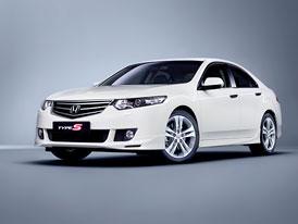Honda Accord Type S: V limitované edici také s benzinovým motorem