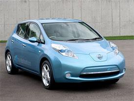 Nissan Leaf: V Německu od roku 2011 za méně než 20 tisíc Euro