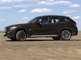 Video: BMW X1 – Kompaktní SUV v pohybu