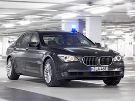 BMW �ady 7 High Security: Nepr�st�eln� limuz�ny