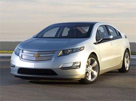 GM: Chevrolet Volt bude mít v městském cyklu spotřebu 230 mpg, asi 1 l/100 km