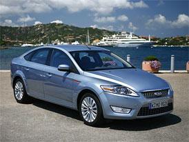 Český trh v červenci 2009: Prvenství ve střední třídě pro Ford Mondeo