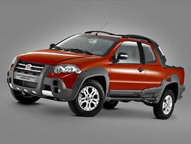 Fiat Strada Adventure Cabine Dupla: Lifestylový pickup pro Jižní Ameriku