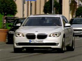 Video: BMW 760Li – Dvanáctiválec v Mnichově
