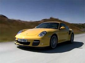 Video: Porsche 911 Turbo – Kupé staticky i v pohybu