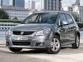 Suzuki SX4 2010: Nový turbodiesel a minimalistický facelift